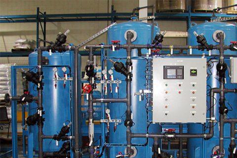 Mekanik Su Arıtma Sistemleri